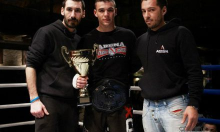VERSUS IX Gold Edition by Elysee-Superfight k1 rules-Mavropoulos Antreas Vs Parotsidis Theofilos