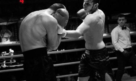 VERSUS IX Gold Edition by Elysee-Superfight k1 rules 77kg-koronidis vs Tsirimokos