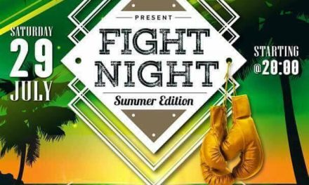 FIGHT NIGHT Summer Edition-July 29