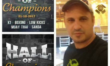 HALL OF CHAMPIONS-21 Oct-SUPERFIGHT-82.5kg k1 rules-Vardakas vs Petropoulos