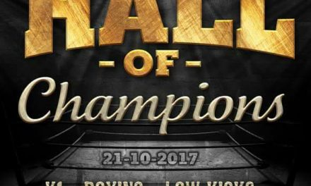 HALL OF CHAMPIONS-SUPERFIGHT-STEKAS VS AGGELIS