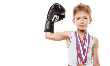 Το Kick Boxing χτίζει χαρακτήρα και θωρακίζει τα μικρά παιδιά