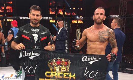 Μεγάλη νίκη του Γιάννη Παλαιολόγου στο Spartan Fight 8 (vid)