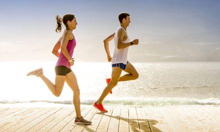 Το τρέξιμο είναι ο μεγαλύτερος σύμμαχος του kick boxing.
