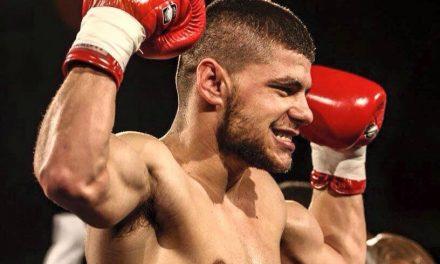 Επιστρέφει με αγώνα kick boxing ο Florian Marku.