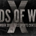 GODS OF WAR 10-DAIS-5 NOVEMBER