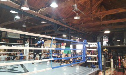 Φιλικά προπονητικά sparring-Fighters Athanasopoulos 17/9/2017