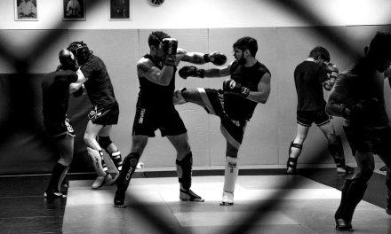 Ολοκληρωμένη προπόνηση Kick-Boxing.Τι περιλαμβάνει?