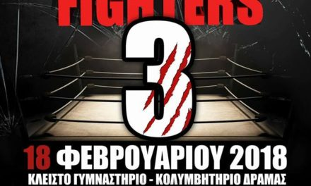 """Έρχεται το """" The Honour of Fighters 3 """""""