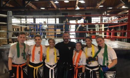 Αξιολόγηση μαθητών για τους Fighters Athanasopoulos