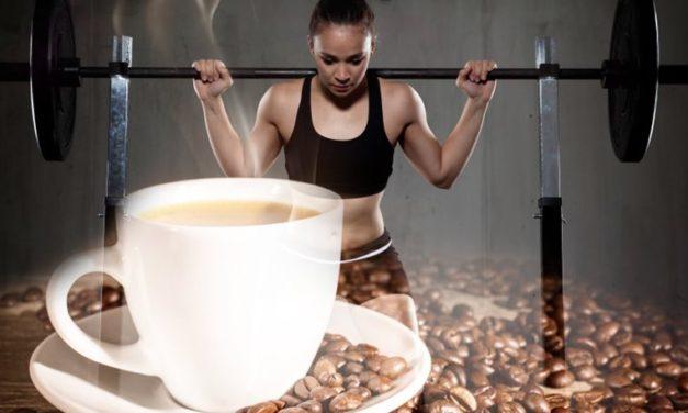 Καφές Πριν Την Προπόνηση ;