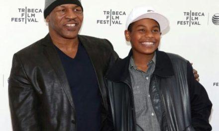 Τα Χνάρια Του Πατέρα Του Ακολουθεί Ο Miguel Tyson!!