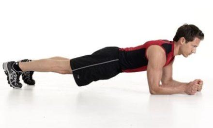 Σανίδα : Η Καλύτερη Άσκηση Για Το Σώμα