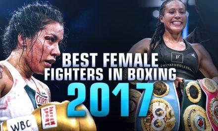Οι Καλύτερες Αθλήτριες Πυγμαχίας για το 2017
