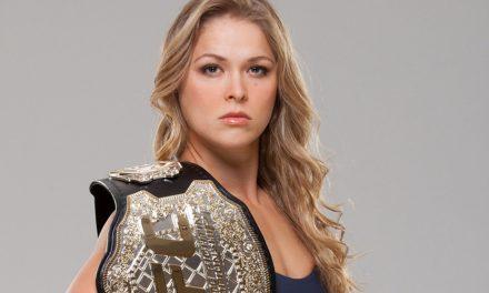 Το Τέλος Της Ronda Rousey Στο Mma ??