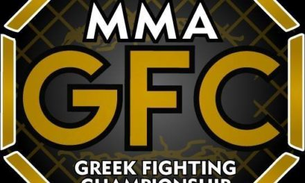 MMA GFC Έρχεται 29 Απριλίου Στην Κόρινθο