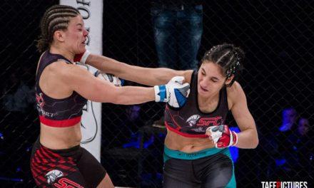 Η Χάρις Στελλίου θα αγωνιστεί για  τον τίτλο WKN International MMA