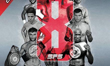 Επιστρέφει Το Scorpion Fight Show