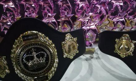 Champions night 50 Ladies