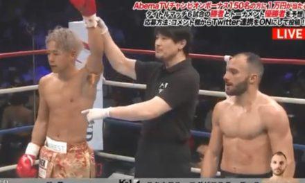 Δεν τα κατάφερε ο Εξακουστίδης στην Ιαπωνία!
