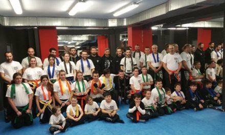 Αναβάθμιση ζωνών Fighters Athanasopoulos Ηλιούπολη