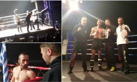 Δύο νίκες και μια ατυχία για τους Fighters Athanasopoulos στο Open Championship