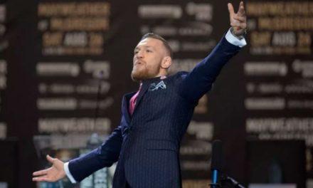 Τρελάθηκε ο ΜακΓκρέγκορ: Προκάλεσε ΧΑΟΣ στη Media Day του UFC 223! (vids)