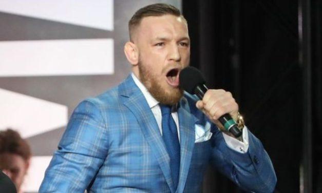 Οι 4 καλύτεροι MMAer σύμφωνα με τον McGregor