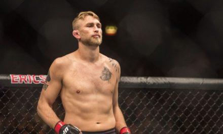 Υπέγραψε νέο συμβόλαιο με το UFC ο Γκούσταφσον