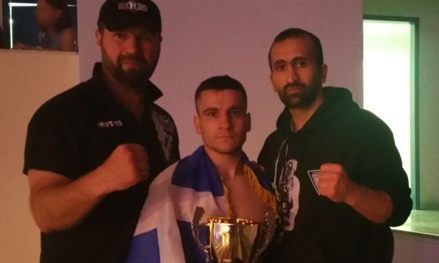Μεγάλη νίκη με TKO για τον Χύσεν στο Spartan's Night