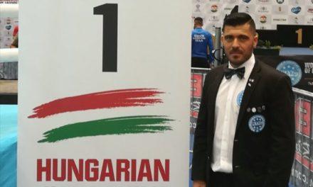 Στην Ουγγαρία για το Παγκόσμιο Kύπελλο kickboxing ο Φιλιππόπουλος!