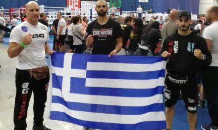 Εξασφάλισαν δύο μετάλλια για την Ελλάδα οι Μαυροματίδης και Γιακουμής!