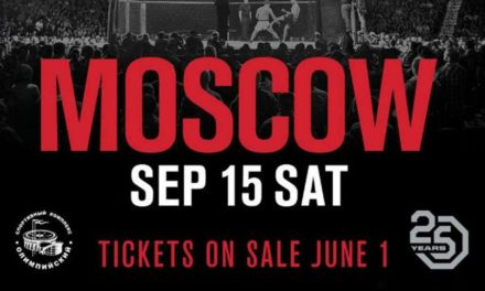 Το UFC πάει Ρωσία! (video)