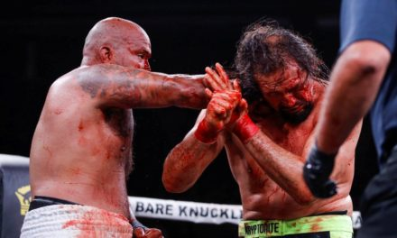 Απίστευτο «ξύλο» σε τουρνουά πυγμαχίας με «γυμνά» χέρια (vids)