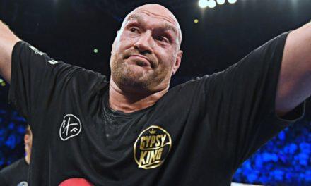 "Fury:"" Και τρίτο αγώνα με Wilder πριν τον αγώνα με το Joshua"""