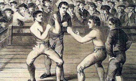 Έτσι ήταν τα γάντια του μποξ το 1800! (pic)