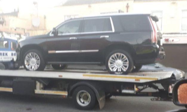 Κατέσχεσαν το αυτοκίνητο του ΜακΓκρέγκορ