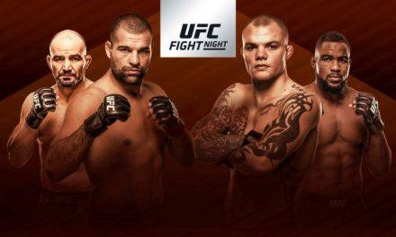 Ζωντανά το UFC στην CosmoteTV