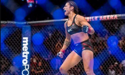 Απίστευτο: 30 χρόνια αποκλεισμό σε Ιταλίδα αθλήτρια του UFC!