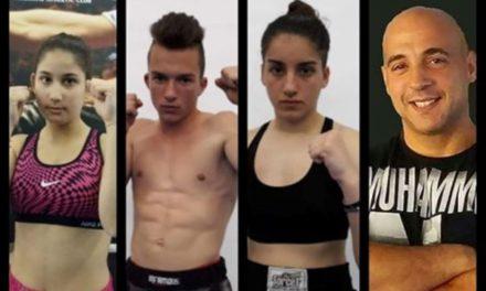 Με τρεις αθλητές στο Παγκόσμιο Kickboxing το Pagratis Club Θήβας
