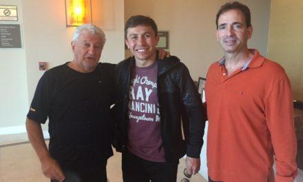 Ο πρώην promoter του Γκολόβκιν προβλέπει νίκη του Κανέλο