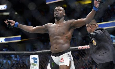 "Jones:""Επόμενος στόχος ένα superfight στη heavyweight"""