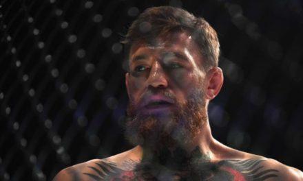 Απαγόρευση στον ΜακΓκρέγκορ από το UFC