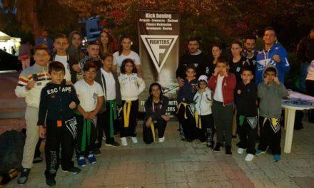 Σε φεστιβάλ πολεμικών τεχνών οι Fighters Athanasopoulos