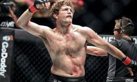 """Έκλεισε ο πρώτος αγώνας του """"next best thing"""" του UFC"""