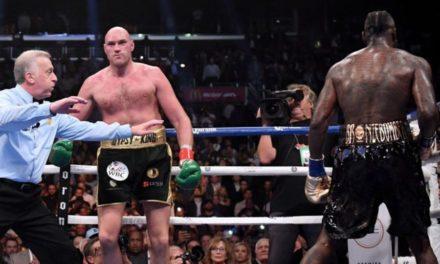 "Tyson Fury: ""Έχω άλλες τρεις μάχες και βγαίνω στην σύνταξη"""