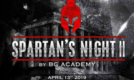 Στις 13 Απριλίου το νέο Spartans Night!