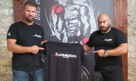 Έρχεται το Komodo – Δείτε την αφίσα
