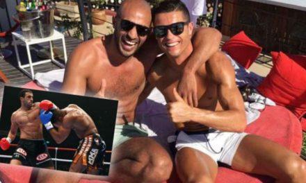 Ντοπαρισμένος ο kickboxer, κολλητός του Κριστιάνο Ρονάλντο