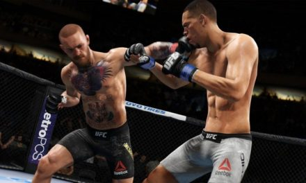 UFC 3: Είναι το καλύτερο Fighting game;